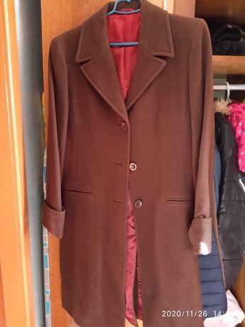 Жіноче пальто штучний кашемір