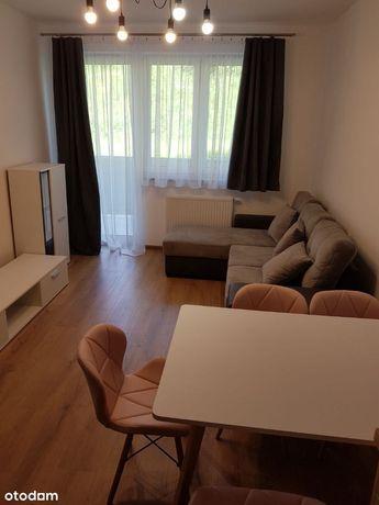 Mieszkanie 2 pokoje 38,67m2 + taras Nowe osiedle