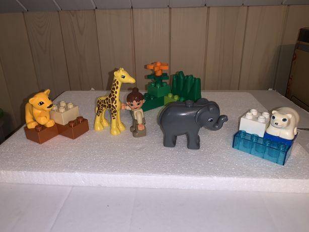 LEGO DUPLO Зоопарк для малышей 4962 Лего Дупло
