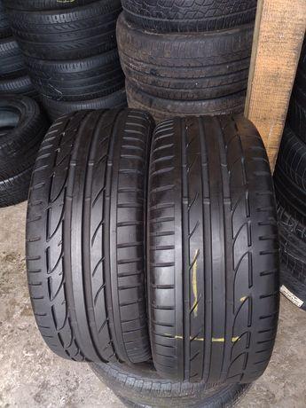 225 45 18 Bridgestone, літо. Ціна за 2шт..