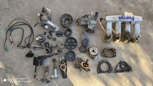 1.8 t 20v vw Audi Skoda мотор насос шкив датчик крышка натяжители