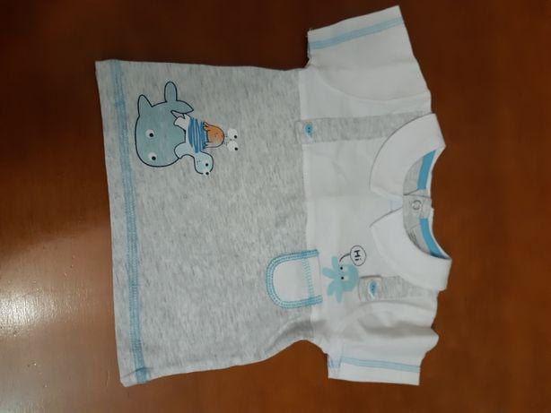 Nowa bluzeczka na lato 68