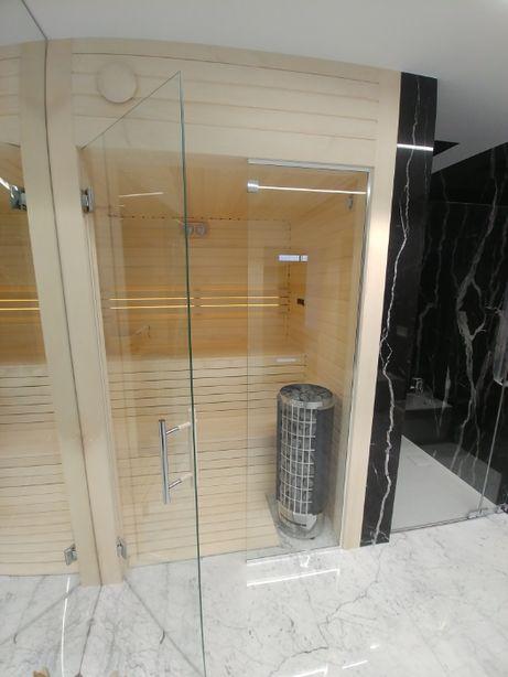 Sauny, budowa saun. Sauna sucha, sauna na wymiar Bielsk Podlaski