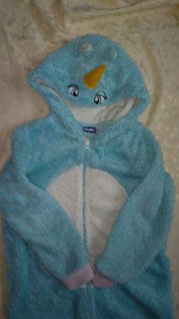 Детская пижамка-кигуруми,lupilu