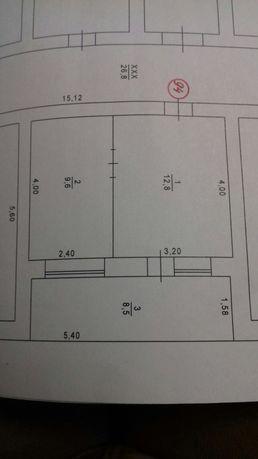 Продам 2 комнаты + лоджия в общежитии на микрорайоне