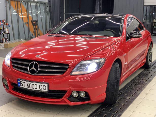 Mercedes-Benz CL550  WALD
