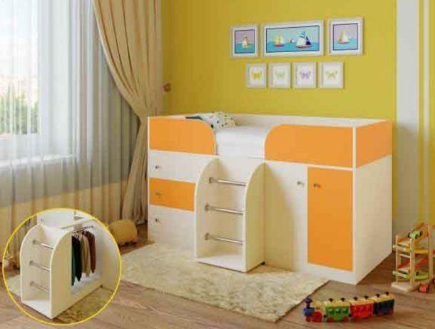 Кровать ліжко детская дитяча