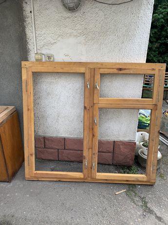 Вікно деревяне