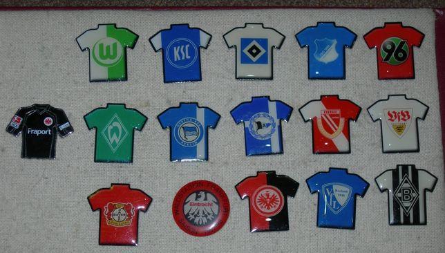 Bundesliga 16 szt
