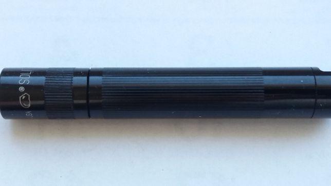 Starocie - latarka czarna maglite solitaire sa USA