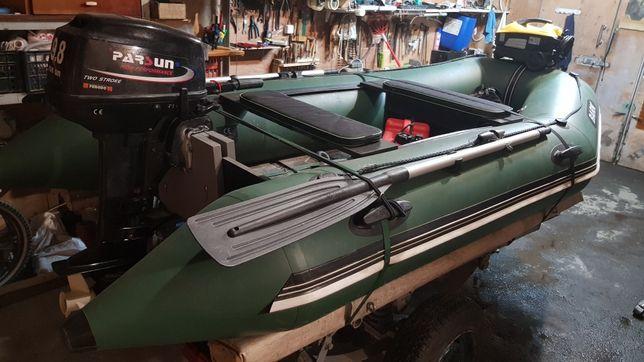 Bark 310 барк надувная лодка