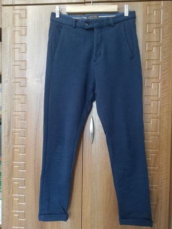 Вкорочені брюки zara man (не bershka h&m pull&bear)