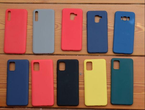 Capa Samsung S8, A8, A32, A50, A51, A52, A72