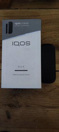 Iqos 3 duo чёрный. Айкос 3 Дуо