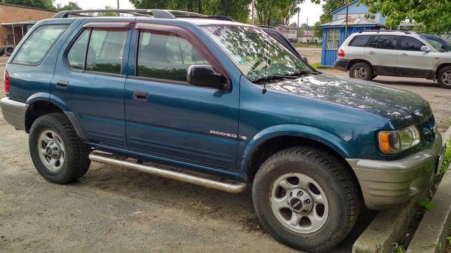 ISUZU Rodeo V6 3,2 2001 бензин