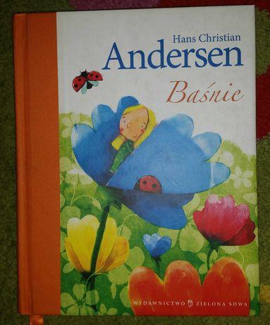 Baśnie Hans Christian Andersen. Nowa książka.