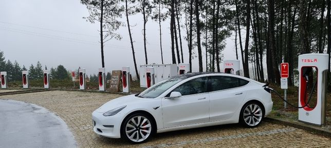 Tesla Model 3 Performance Dual Motor