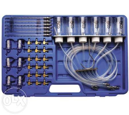 Teste Injecção/ Retorno Injectores Comon Rail