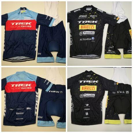 Equipamentos Ciclismo Trek