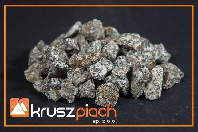 Granit 2-8mm Kora Żwiry Piaski Granit Transport inne kruszywa Dekoracy