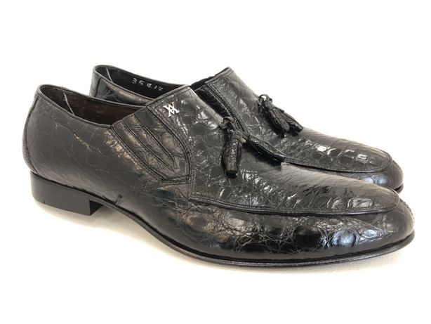 Скидка.Туфли из крокодила