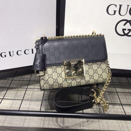 Женская Сумка в стиле Gucci Гуччи