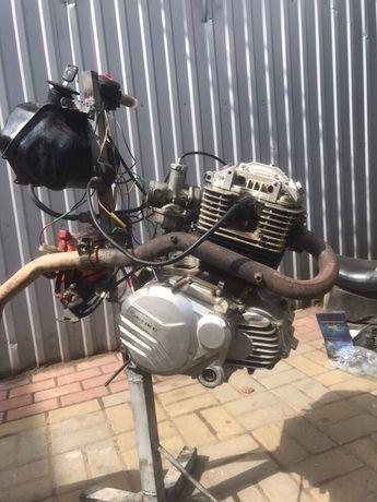 Мотор senke 250 куб геон иж минск движок двигатель
