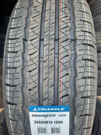 Літні шини 245/60 R18 105H Triangle TR259 Advantex Нові 2021