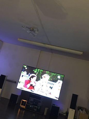 Ekran 250x300 3D półautomat projektor
