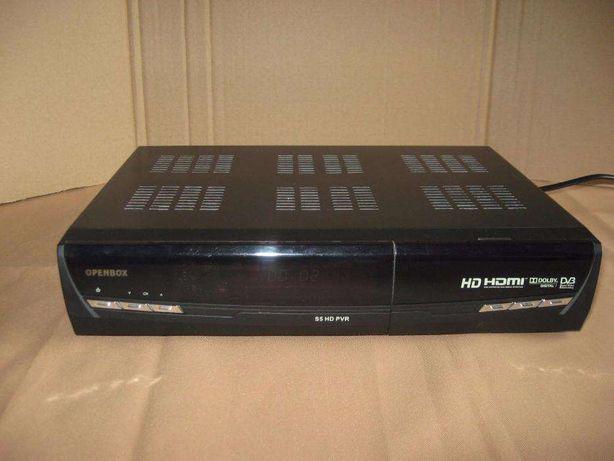 Спутниковый тюнер Openbox S5 HD PVR