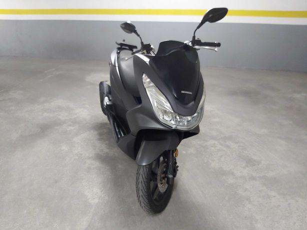 Honda PCX125 de 2018 e 30000km