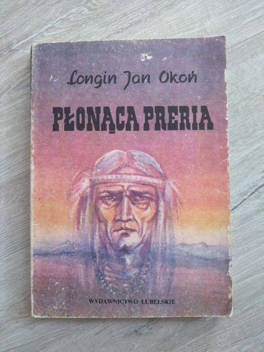 Płonąca Preria. Longin Jan Okoń Żary - image 1