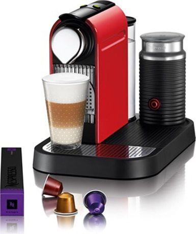Кофемашина Nespresso TX270 Citiz and Milk