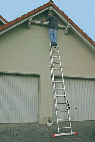 Выполним любую роботу  с лестницей  на  высоте 11.0 метров