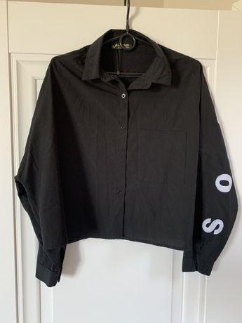 Рубашка укороченная