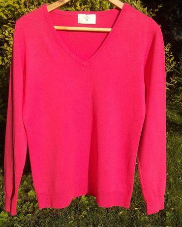 C&A Sweterek sweter 34 XS 36 S różowy bluza