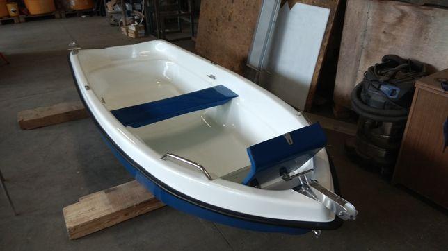 Łódka wędkarska Kasia