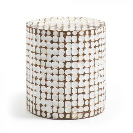Mesa cabeceira/Apoio fibra coco Side table - by OVO Home Design