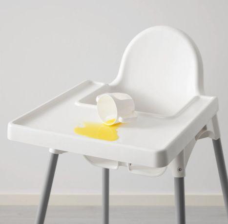 Стільчик годувальний Ikea