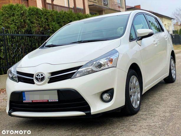 Toyota Verso 2wł Salon Pl Fv23% Kamera Cofania Klima Bezwypadkowa