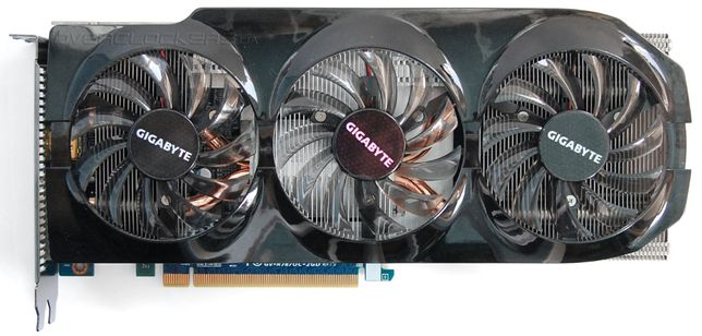 Видеокарта Gigabyte PCI-Ex Radeon HD7870 2048MB GDDR5 (256bit)