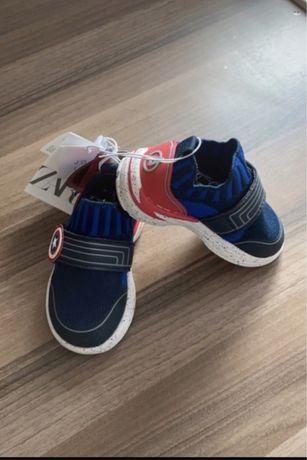 Nowe buty buciki Zara Marvel Avengers z metkami 19 wiosna