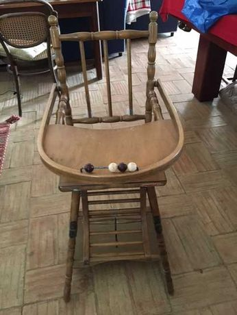Cadeira/Carrinho de Bébé antiga