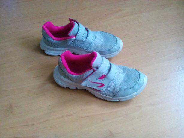 Buty sportowe dla dziewczynki, rozm.35 Kalenji DECATHLON
