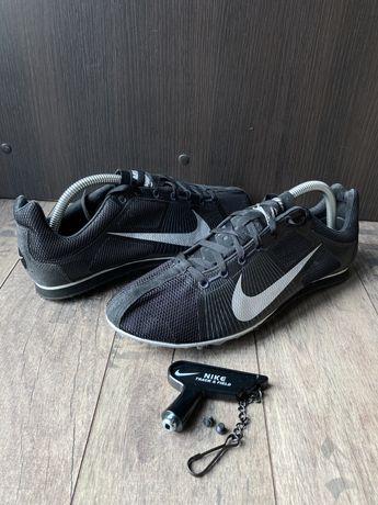 Buty do biegania Kolce lekkoatletyczne Nike zoom rival d 43