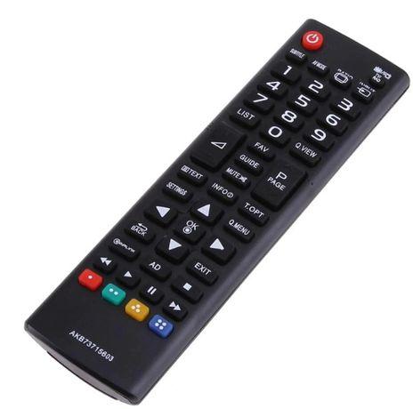 NOWY pilot TV do modeli LG kompatybilny AKB 715603