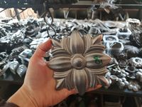 Kwiat Element kuty ozdobny