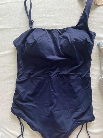 Strój/ kostium kąpielowy ciążowy rozm L
