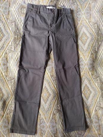 Брюки штаны Mango на мальчика 9 лет,134 см