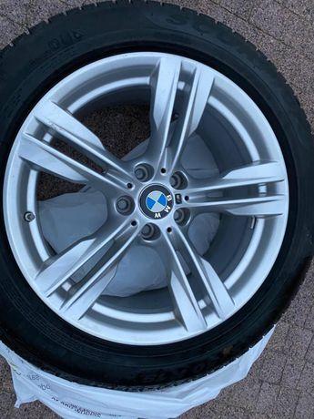 4x Zimowe koła BMW X5, jak nowe